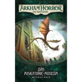 Arkham Horror: Das Kartenspiel  Das Miskatonic-Museum - DE