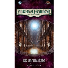 Arkham Horror: Das Kartenspiel  Die Archivstadt - DE