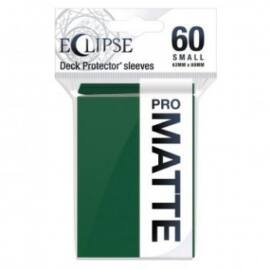 UP - Eclipse Matte Small Sleeves: Forest Green (60 Sleeves)