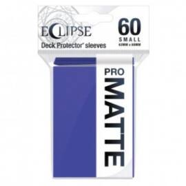 UP - Eclipse Matte Small Sleeves: Royal Purple (60 Sleeves)