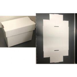 Comic-Box / Fold-out Box for Storage of 150 Comics