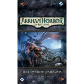 Arkham Horror: LCG - Die Labyrinthe des Irrsinns Szenario-Pack - DE