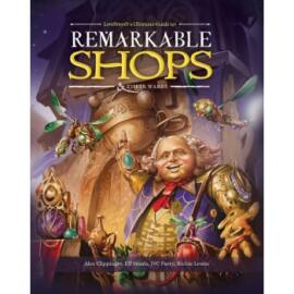 Remarkable Shops & Their Wares Softcover - EN