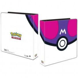 "UP - 2 Album Pokémon Master Ball"""