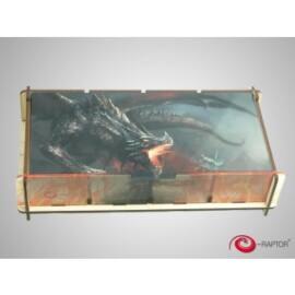 e-Raptor Token Box L - Knight Fighting Dragon