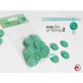 e-Raptor 20-Piece Set of Money 2