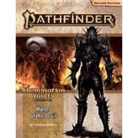 Pathfinder Adventure Path: Hands of the Devil (Abomination Vaults 2 of 3) (P2) - EN