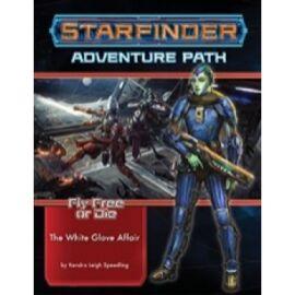 Starfinder Adventure Path: The White Glove Affair (Fly Free or Die 4 of 6) - EN