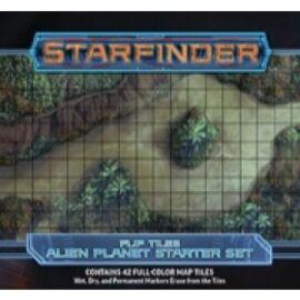 Starfinder Flip-Tiles: Alien Planet Starter Set