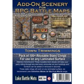 Add-On Scenery - Town Trimmings - EN