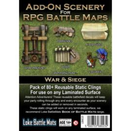 Add-On Scenery - War & Siege - EN