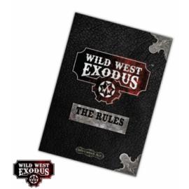 WWX - Wild West Exodus Rulebook 2nd Edition Softback - EN