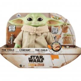 Star Wars Mandalorian The Child Baby Yoda Funktionsplüsch