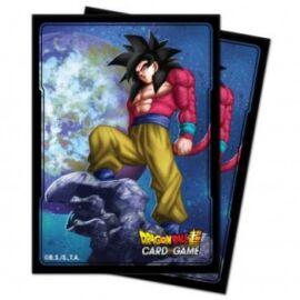 UP - Deck Protector Sleeves - Dragon Ball Super SS4 Son Goku (100 Sleeves)