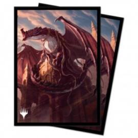 UP - Standard Sleeves for Magic: The Gathering - Strixhaven V4 (100 Sleeves)