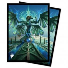 UP - Standard Sleeves for Magic: The Gathering - Strixhaven V5 (100 Sleeves)
