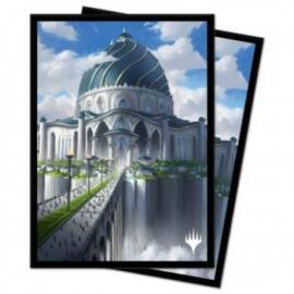 UP - Standard Sleeves for Magic: The Gathering - Strixhaven V6 (100 Sleeves)
