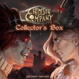 Crimson Company Collector's Box - EN
