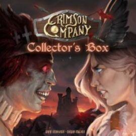 Crimson Company Collector's Box - DE