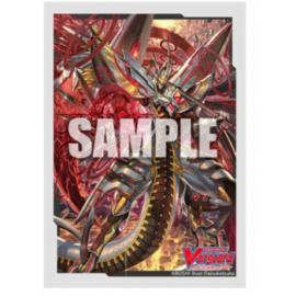 Bushiroad Sleeve Collection Mini Vol.500 Cardfight!! Vanguard's 'Star-vader, Chaos Breaker Dragon' Display (12 Packs)