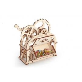 Ugears - Mechanical Box/Etui
