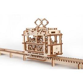 Ugears - Tram on Rails