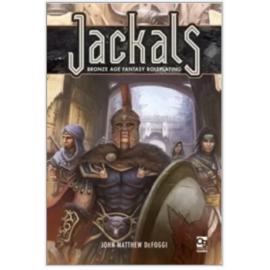 Jackals Bronze Age Fantasy Roleplaying - EN