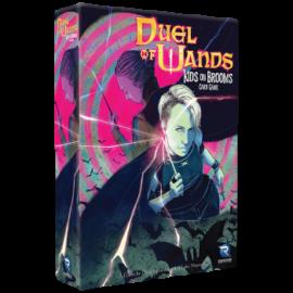Duel of Wands Kids on Brooms Card Game - EN