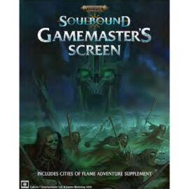 Warhammer AOS Soulbound GM Screen - EN