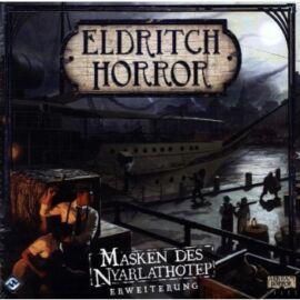 Eldritch Horror - Masken des Nyarlathotep - DE