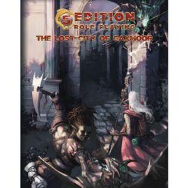 5th Edition Adventures - The Lost City of Gaxmoor - EN