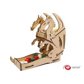 e-Raptor Dice Tower Dragon Wooden
