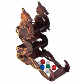e-Raptor Dice Tower Firestarter Black