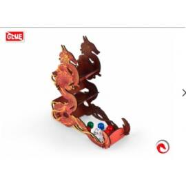 e-Raptor Dice Tower Firestarter Dragon