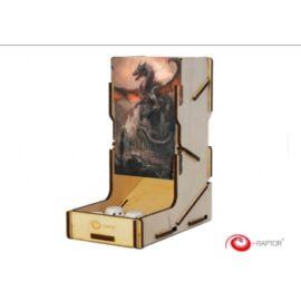 e-Raptor Dice Tower swap! Dragon Guardian