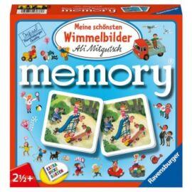 Meine schönsten Wimmelbilder memory - DE