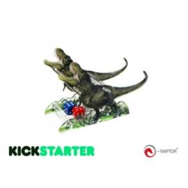 e-Raptor Small Dice Tower Tyrannosaurus Rex