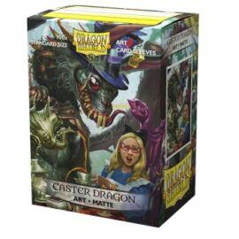 Dragon Shield Matte Art Sleeves - Easter Dragon 2021 (100 Sleeves)