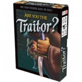 Are You The Traitor - EN