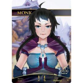 Tokens for MTG - Monk Token (10 pcs)