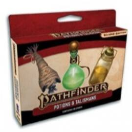 Pathfinder Potions and Talismans Deck (P2)- EN