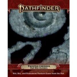 Pathfinder Flip-Mat Classics: Twisted Caverns