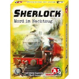 Sherlock - Mord im Nachtzug - DE