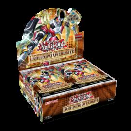 YGO - Lightning Overdrive - Booster Display (24 Packs) - EN