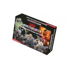 D&D: Monsterkarten - Mordenkainens Foliant der Feinde - DE