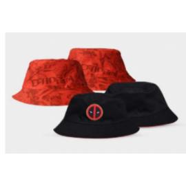 Deadpool - Reversable Bucket Hat