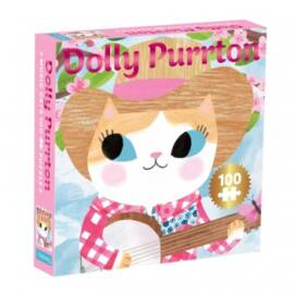 Dolly Purrton Music Cats Puzzle (100)