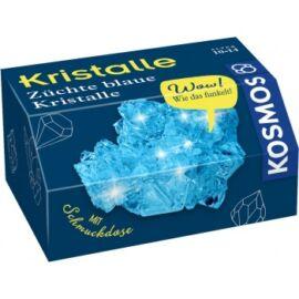 Blaue Kristalle selbst züchten - DE