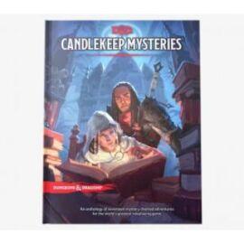 D&D Candlekeep Mysteries HC - EN