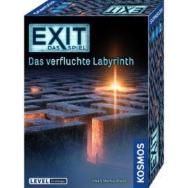 EXIT Das Spiel - Das verfluchte Labyrinth (E) - DE